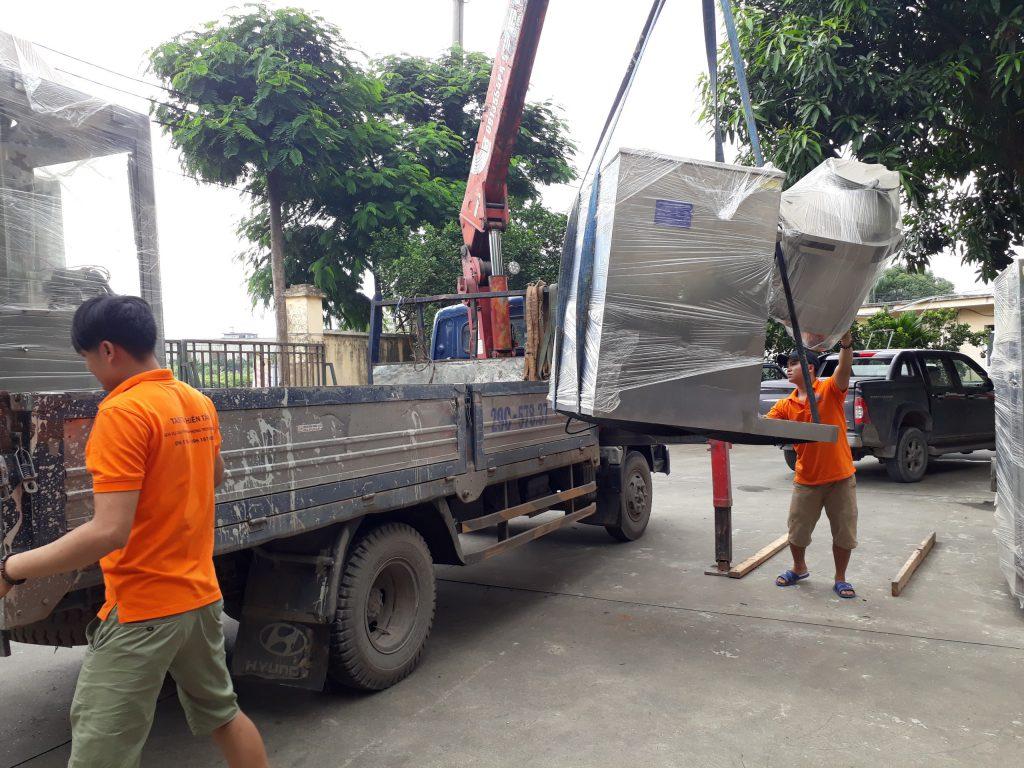 Dịch vụ chuyển kho xưởng giá rẻi