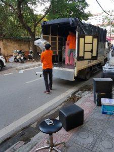 chuyển nhà trọn gói
