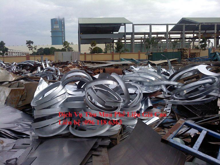Dịch vụ thu mua phế liệu giá cao tại Hà Nội